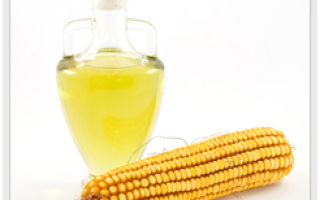 Лечимся кукурузным маслом