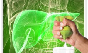 Эффективное очищение печени в домашних условиях соком редьки