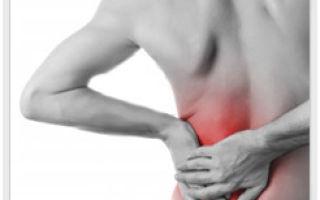 Почему болит спина? Причины боли в спине. Грыжа межпозвоночного диска.