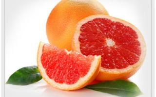 Избавиться от лишних килограммов поможет грейпфрутовая диета