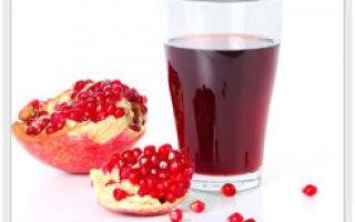 Чем полезен гранатовый сок? Гранатовый сок и его полезные свойства.