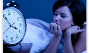 Средства от бессонницы. 5 простых способов помогут нормализовать сон!