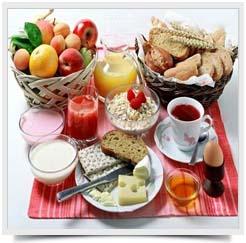 Пища при детоксикации