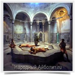 Баня-в-древнем-риме