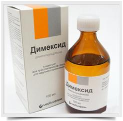 димексид инструкция по применению таблетки